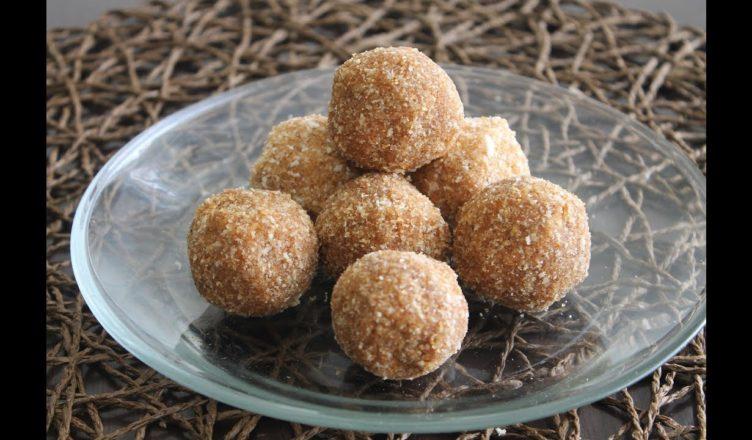 Coconut Cake Recipe In Malayalam: Ari Unda Recipe/ Ariyunda/Riceflour Coconut Ladoo/Kerala