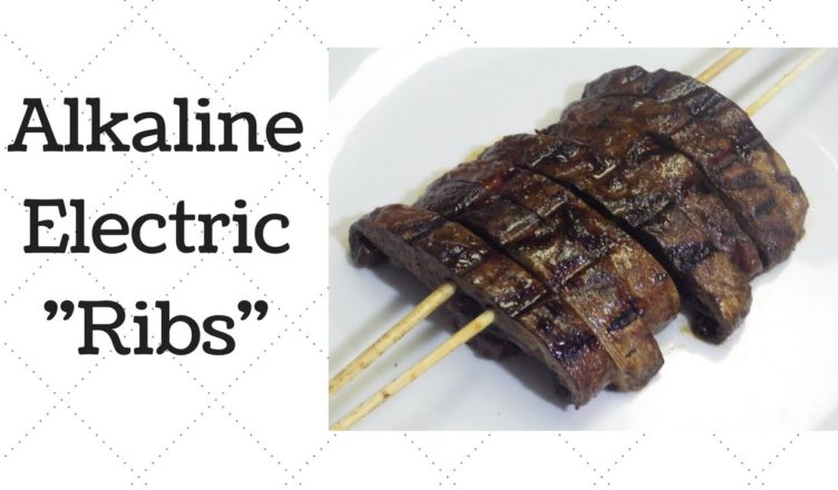 Vegan Ribs Dr Sebi Alkaline Electric Recipe Amazing Vegan Recipes