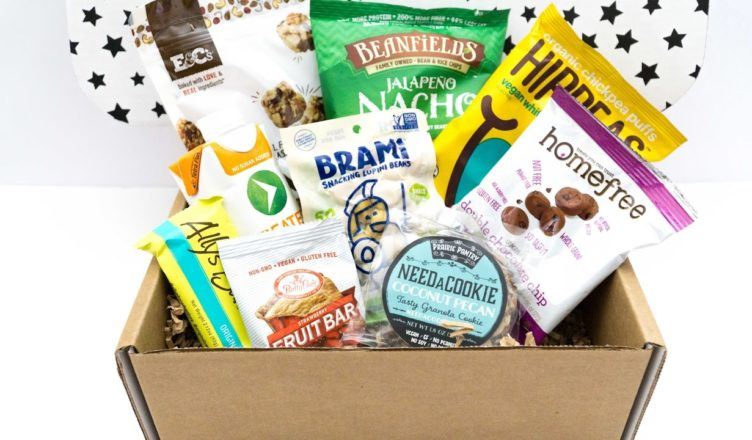 American Gluten Free Vegan Snack Box Unboxing and Review  7f388fc1e909
