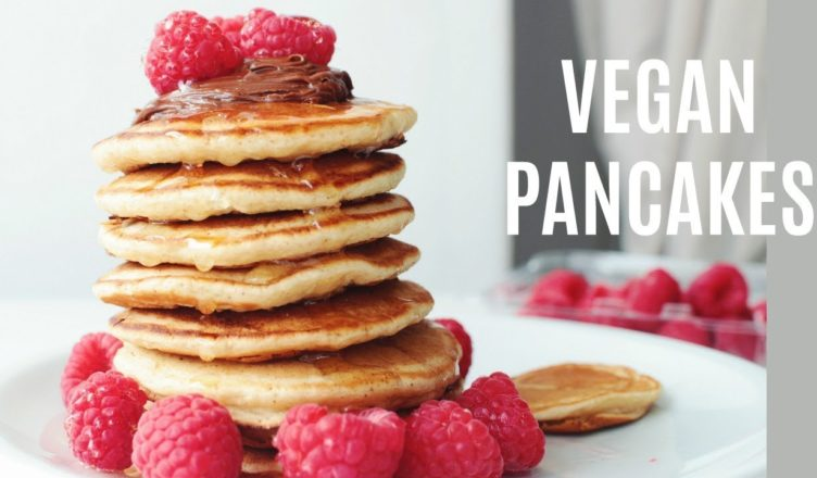 Vegan Pancake Recipe // Mina Rome | Amazing Vegan Recipes