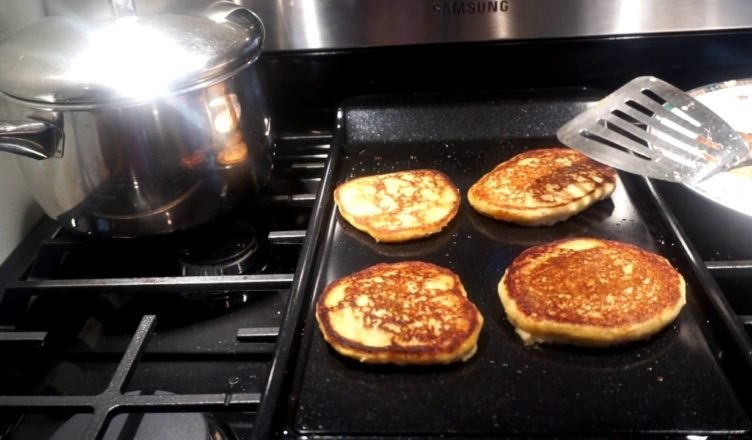 2 Ingredient Ripe Plantain Pancakes Continuing Dr Sebis