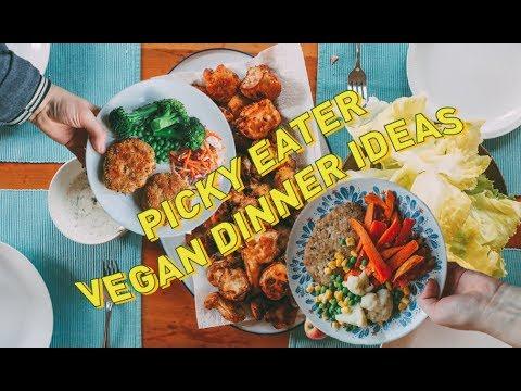 Vegan Dinner Ideas For Picky Children Amazing Vegan