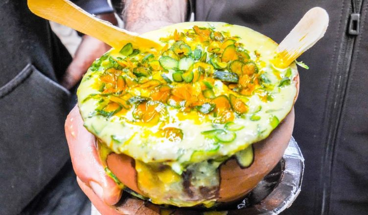 Tasty Indian Street Food Tour Deep In Varanasi India